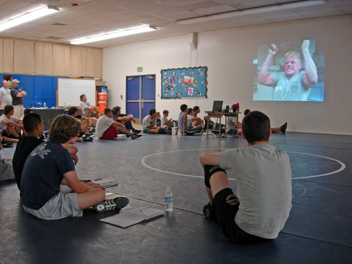Photo 3 Wrestling Coach Mike Clayton from Session 6 Wrestling, Clinics, Training