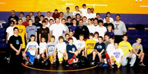 Photo 1 Wrestling Coach Mike Clayton from Session 6 Wrestling